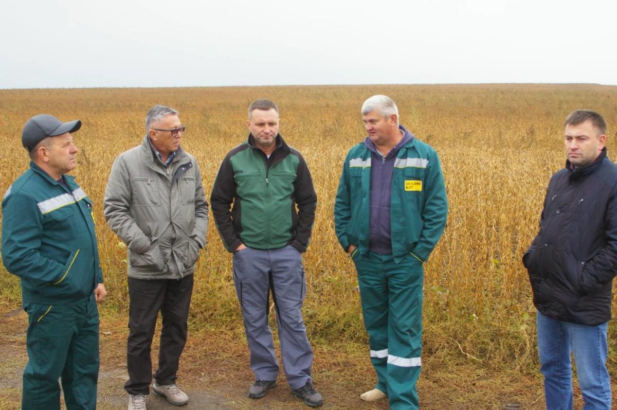 Візит в Україну представників казахського холдингу